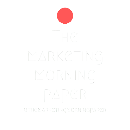The Marketing Morning Paper